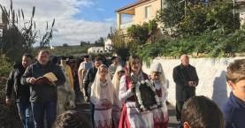 Γιόρτασαν τον πολιούχο Αγ. Ελευθέριο στον Δήμο Πλατανιά