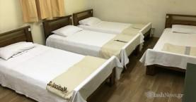 Χανιά: Ανοιχτό το καταφύγιο αστέγων όλο το 24ωρο για τις ημέρες του χιονιά
