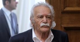 Mέλος της ΕΣΗΕΑ έγινε ο Μανώλης Γλέζος, σε ηλικία 94 ετών