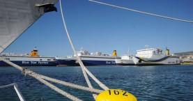 Δεμένα τα πλοία στις 16 και 17 Μαΐου και στην Κρήτη