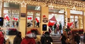 Άνοιξε το σπίτι του Santa Run στα Χανιά (φωτο)