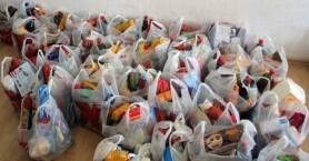 Διανομή τροφίμων σε ωφελούμενους του ΤΕΒΑ στα Χανιά