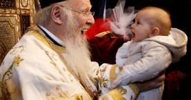 Οικουμενικός Πατριάρχης: Έτος προστασίας της παιδικής ηλικίας το 2017