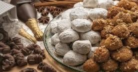 Ακριβότερο φέτος το τραπέζι των Χριστουγέννων κυρίως λόγω...γλυκών