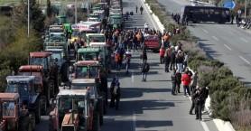 Στην Αθήνα για το πανελλαδικό συλλαλητήριο οι αγρότες των Πραιτωρίων