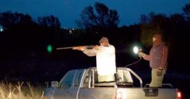 Βγήκαν για κυνήγι στα Χανιά τα μεσάνυχτα αλλά τους έπιασε η Θηροφυλακή