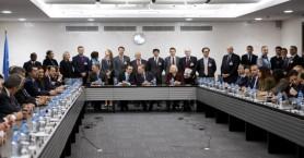 Ξεκίνησαν τριήμερες εντατικές διαπραγματεύσεις για το Κυπριακό στη Γενεύη