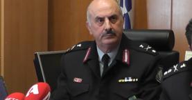 Νέος Γενικός Περιφερειακός Αστυνομικός Δ/ντης Κρήτης ο Κ. Λαγουδάκης