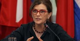 Η Ράνια Αντωνοπούλου την Πέμπτη σε εκδήλωση του ΣΥΡΙΖΑ στο Ρέθυμνο