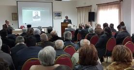 Η εκδήλωση για τον Ελ.Βενιζέλο στον Δήμο Αμαρίου (φωτο)