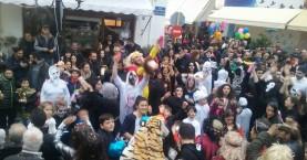 Το... τερμάτισαν το κέφι στο Κισσαμίτικο Καρναβάλι!