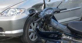 Τροχαίο ατύχημα στην εθνική Χανίων - Κισσάμου προκλήθηκε από άλλο ατύχημα