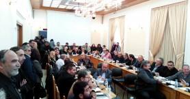 Στο Περιφερειακό Συμβούλιο οι αγρότες της Κρήτης
