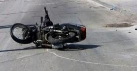 Ασυνείδητος οδηγός χτύπησε οδηγό δικύκλου στα Χανιά και την εγκατέλειψε