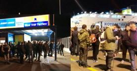 Σάλπαραν για το συλλαλητήριο στην Αθήνα οι αγρότες της Κρήτης (φωτο-βίντεο)