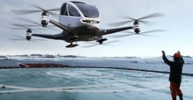 Το πρώτο ταξί drone στο Ντουμπάι είναι γεγονός