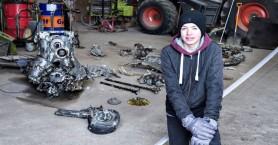 Μαθητής έκανε μια εργασία για το σχολείο και ανακάλυψε αεροσκάφος του Β' ΠΠ