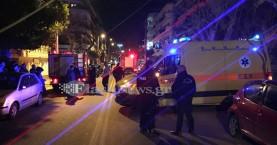 Τρεις τραυματίες σε πτώση ασανσέρ στα Χανιά (φωτο - βίντεο)