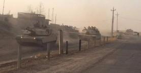 Μοσούλη: Προσπάθειες ανακατάληψης από τις ιρακινές δυνάμεις
