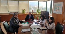 Το Χωροταξικό της Κρήτης σε συνάντηση Νίκου Καλογερή με τον Γιώργο Σταθάκη