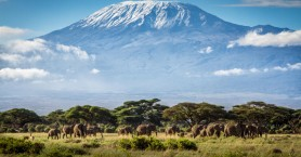 Ο ΕΟΣ Χανίων σε εκδήλωση για την ανάβαση στο Kilimanjaro το 2016