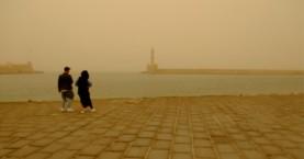 Μ.Λέκκας: Ισχυροί άνεμοι, ζέστη και Αφρικανική σκόνη πάλι στην Κρήτη