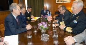 Οι ΗΠΑ ζητούν ενίσχυση του ρόλου της βάσης της Σούδας (φωτο)