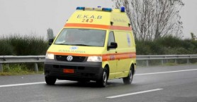 Τροχαίο δυστύχημα με παράσυρση πεζού απο λεωφορείο στην Κρήτη