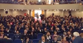 Κατάμεστη η αίθουσα στην εκδήλωση για το θωρηκτό Αβέρωφ στα Χανιά (φωτο)