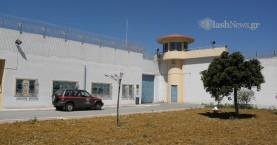 Επέμβαση της Ομάδας Ειδικών Αποστολών της ΕΛ.ΑΣ. στην φυλακή Χανίων