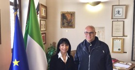 Σειρά επαφών στην Ιταλία με επίκεντρο τον πολιτισμό ο δήμαρχος Χανίων