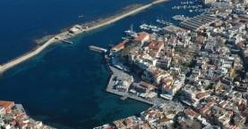 Άσκηση αντιμετώπισης θαλάσσιας ρύπανσης στο ενετικό λιμάνι Χανίων