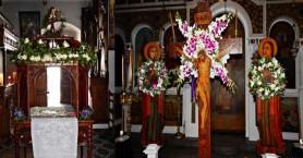 Οι Σταυροί της Μεγάλης Παρασκευής: Το έθιμο που συναντάς μόνο στα Ανώγεια