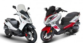 Δείτε τα νέα Citycom S.300i και GTS 250i από την SYM