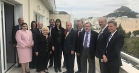Ένας Χανιώτης σε συναντήσεις της ΑΧΕΠΑ με Υπουργούς στην Αθήνα