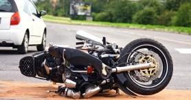 Τροχαίο ατύχημα με μηχανή στον Πλατανιά