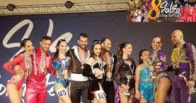 Διάκριση  Χανιωτών χορευτών  στο 8o Salsa Festival (φωτο-βίντεο)