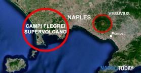 Προειδοποίηση για αυξημένο κίνδυνο έκρηξης υπερηφαιστείου στην Ιταλία