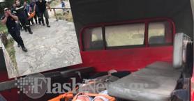 Τουρίστρια τραυματίστηκε μέσα στο φαράγγι της Ίμπρου (φωτό)