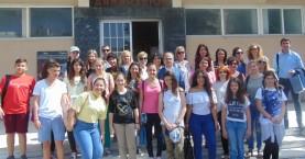 Συνεργασία Δημάρχου Ρεθύμνης με μαθητές προγράμματος Erasmus
