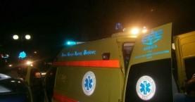 Σοβαρός τραυματισμός 22χρονου σε τροχαίο στα Χανιά