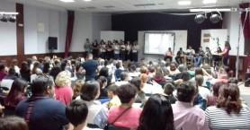 Αντιπολεμική συναυλία μαθητών Γυμνασίου Μοιρών (φωτο)