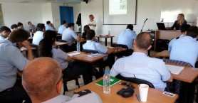 Με τα αστυνομικά τμήματα των Χανίων συναντήθηκε η Φιλοζωική Ομοσπονδία