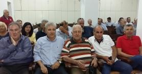 Η σπόντα του Μ. Φραγκάκη για τον δήμο Χανίων στην επίσκεψη της Ά. Καραμανλή