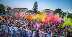 Holi Fest Crete 2018: Πρεμιέρα από το Ρέθυμνο στις 20 Μαϊου