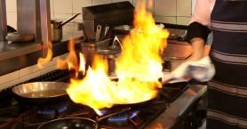 Φωτιά σε κουζίνα αναστάτωσε την Σφακίων