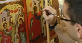 Καβαλέτα στο Μουσείο Χριστιανικής Τέχνης!