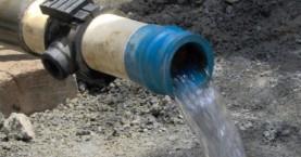 Υδροδότηση περιοχής Γεωργιούπολης - Καβρού από πηγές Αργυρούπολης-Κουρνά