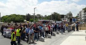 Στο δρόμο οι Ηρακλειώτες - Διαμαρτυρήθηκαν για τα νέα μέτρα