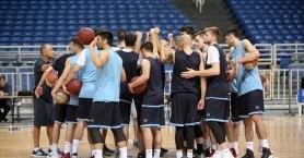 Τα πρώτα φιλικά τεστ της Εθνικής Νέων-Ανδρών